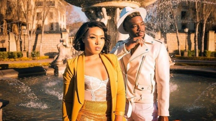 Simz Ngema dishes out some relationship advice