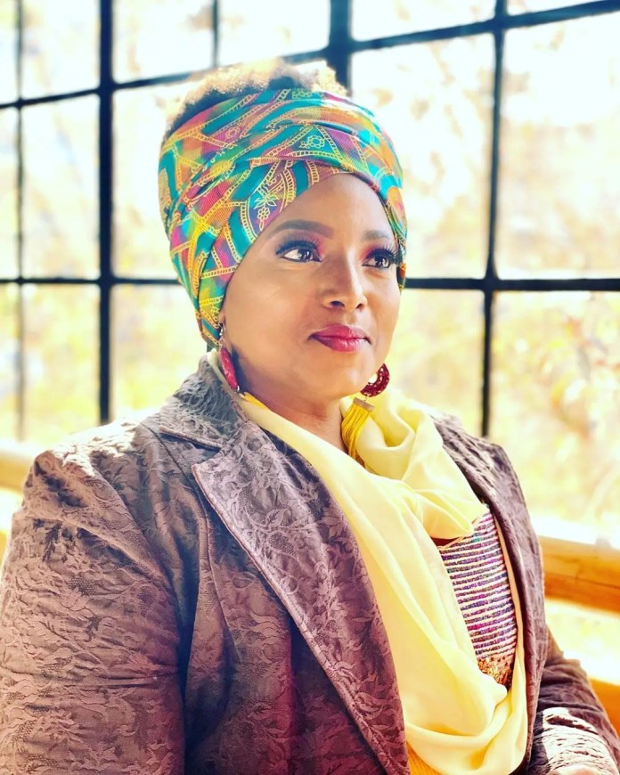 Media personality and HIV activist Criselda Kananda counts her blessings