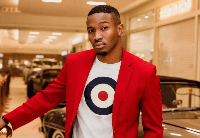 Actor Lunga Shabalala Blesses Himself With A New House