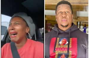 Penny Lebyane and dj fresh