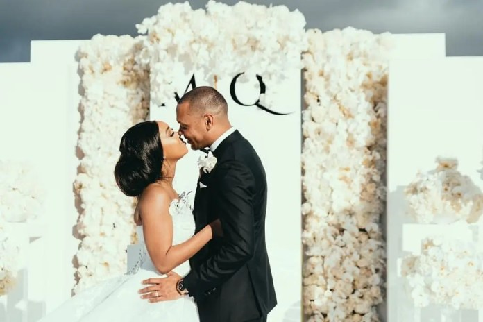 'I knew I wanted his babies'- Minnie Dlamini gushes over her husband