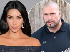 Kim Kardashian settles lawsuit with ex-bodyguard