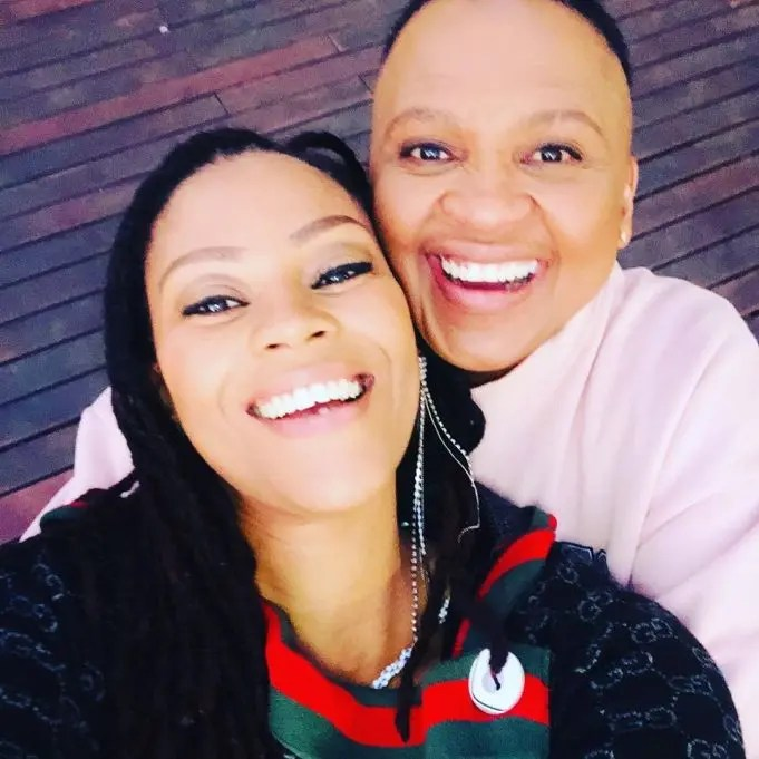 Actress Letoya Makhene shares her coming out story- WATCH