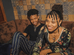 Nasty C and girlfriend, Sammie