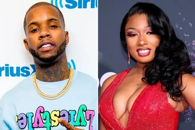 Megan Thee Stallion & Tory Lanez
