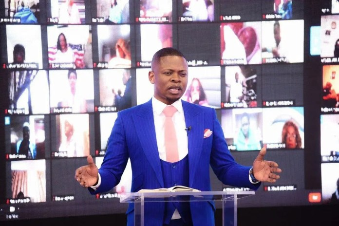 Prophet Bushiri And Wife To Spend The Night In Jail