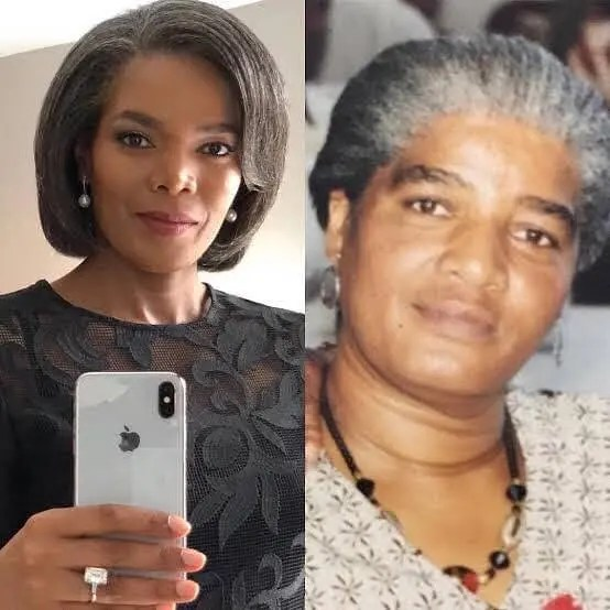 Actress Connie Ferguson remembers mom on 8th  anniversary of her death