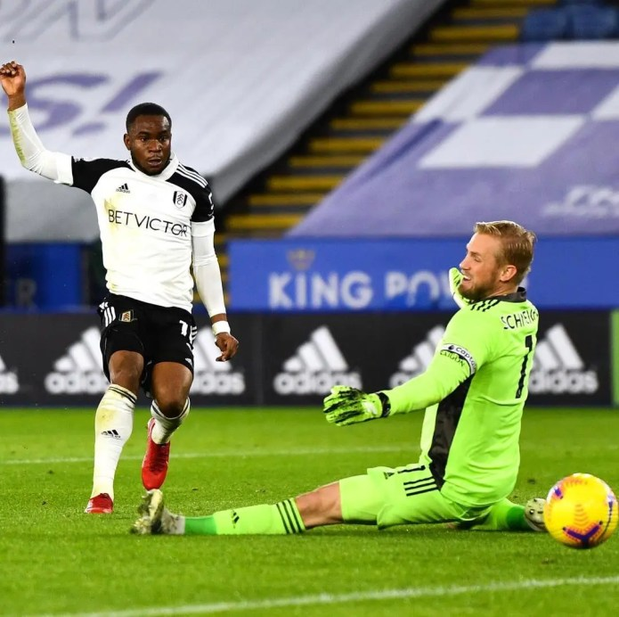 Leicester City 1 – 2 Fulham