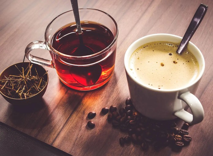 Here's why you should not start your day with Tea/Coffee