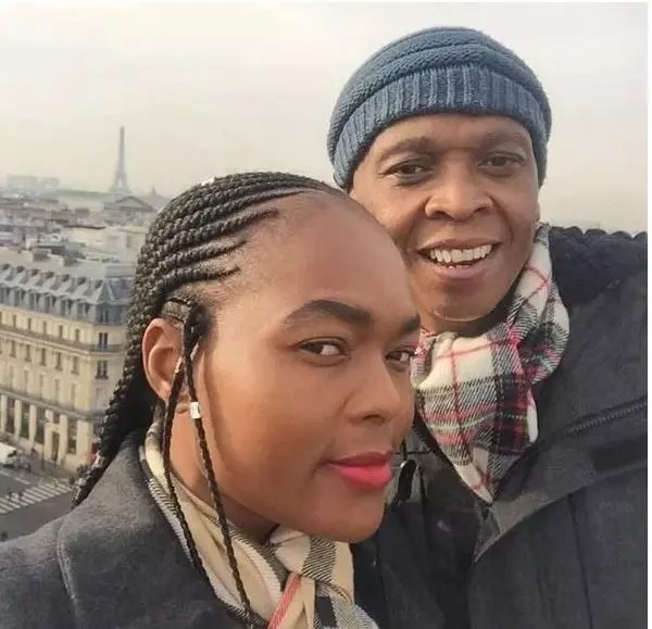 Ann Malinga celebrates son as he turns a year older today