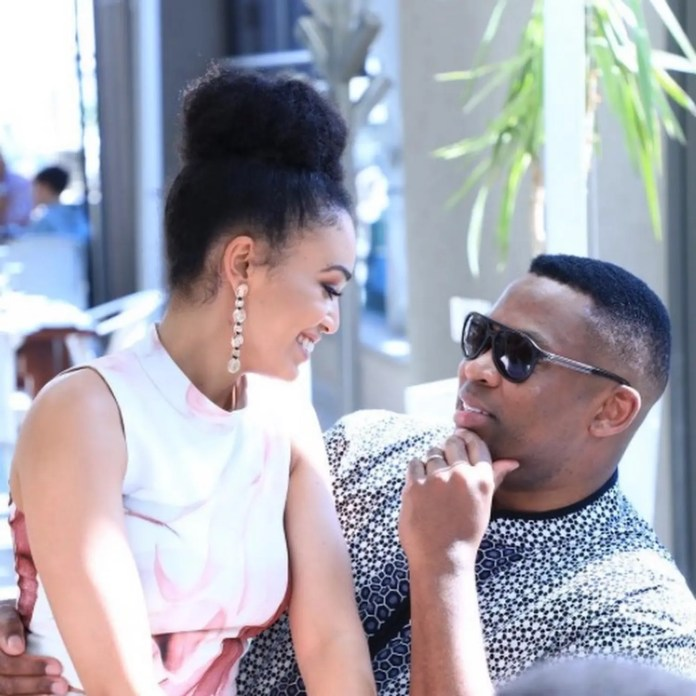 Pearl Thusi Speaks On Why It Didn't Work Out With Robert Marawa