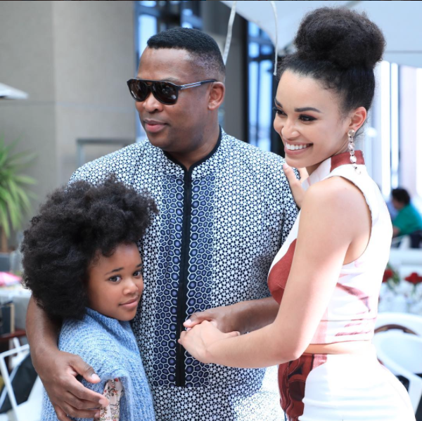 Long Shocking List Of Sport Personalities Who Have Dated Pearl Thusi