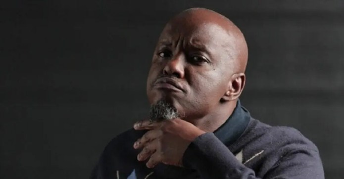 The Queen's Themba Ndaba aka Brutus fired