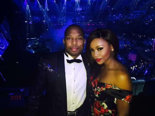 Bonang Matheba and Sizwe