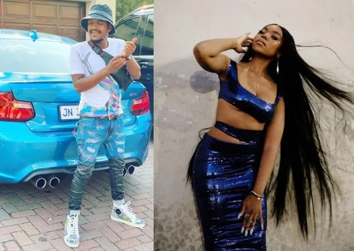 Elaine and Kabza De Small listed in Top Ten African music stars to look out for in 2021