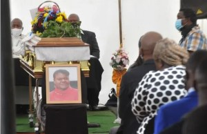 lindiwe LAID TO REST