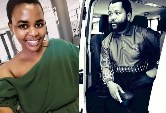 Sjava causes a stir as he flirts with a pretty lady on twitter