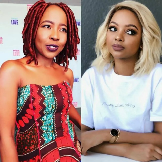 Ntsiki Mazwai comes after Mihlali