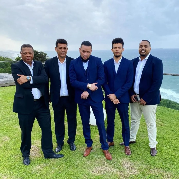 AKA's father Tony Forbes speaks out as things get out of hand