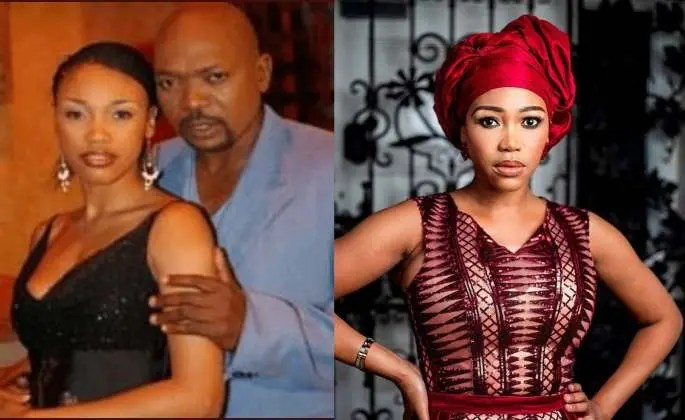 Video: Sonia Mbele opens up on dating Menzi Ngubane in real life