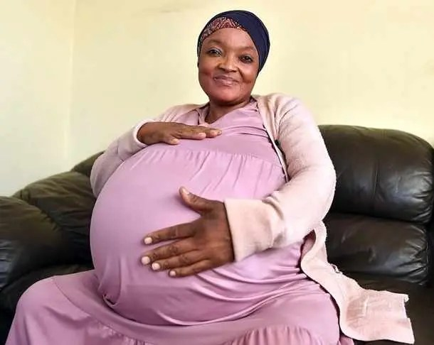 Gosiame Thamara Sithole who gave birth to 10 babies goes missing – Missing person case opened