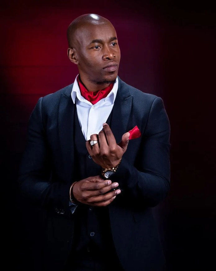 Scandal actor Tshepo 'Howza' Mosese quits after 8 years