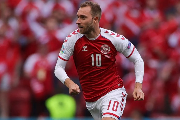 Christian Eriksen discharged from hospital after a heart operation