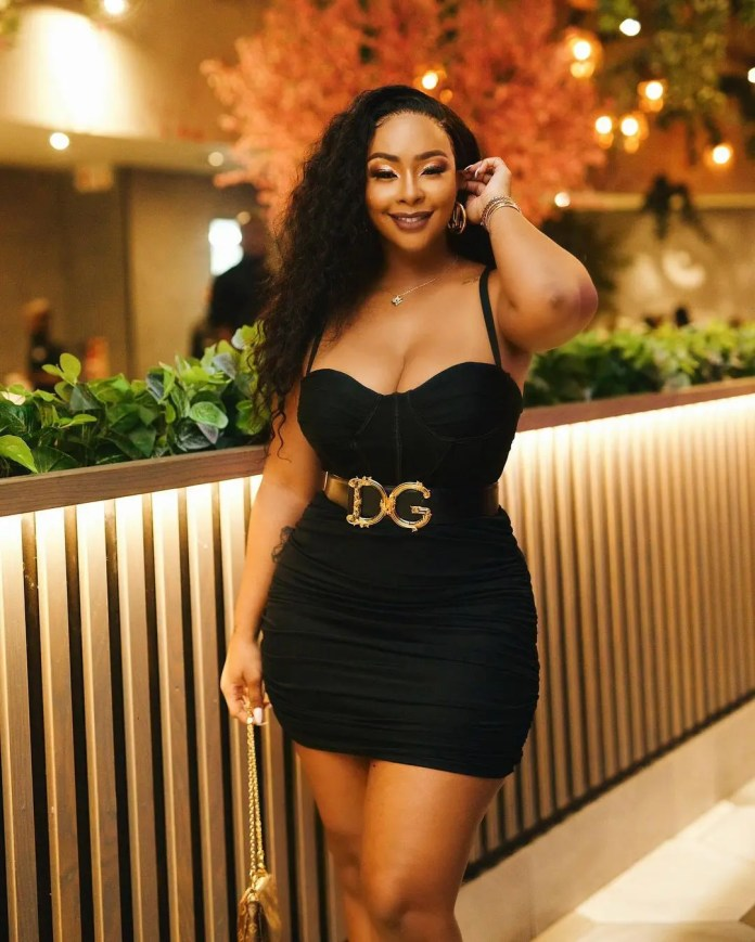 Boity Thulo puts plans in motion to buy a Lamborghini