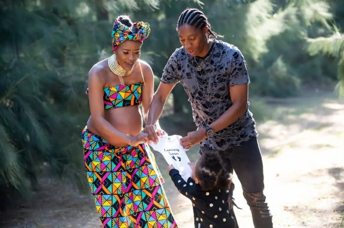Caster Semenya expecting baby number 2