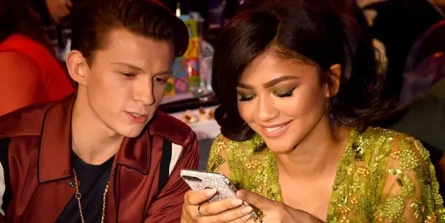 Spider-Man co-stars Zendaya and Tom Holland confirn dating rumours