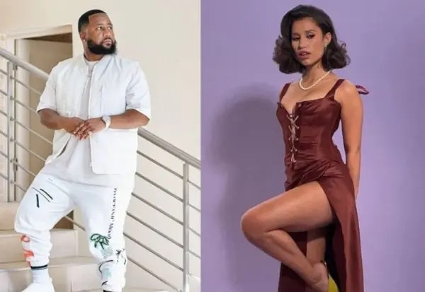 Cassper Nyovest teases new Amapiano song featuring British singer, Raye