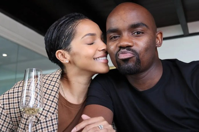 Trouble in paradise for Dr Musa Mthombeni and wife already?