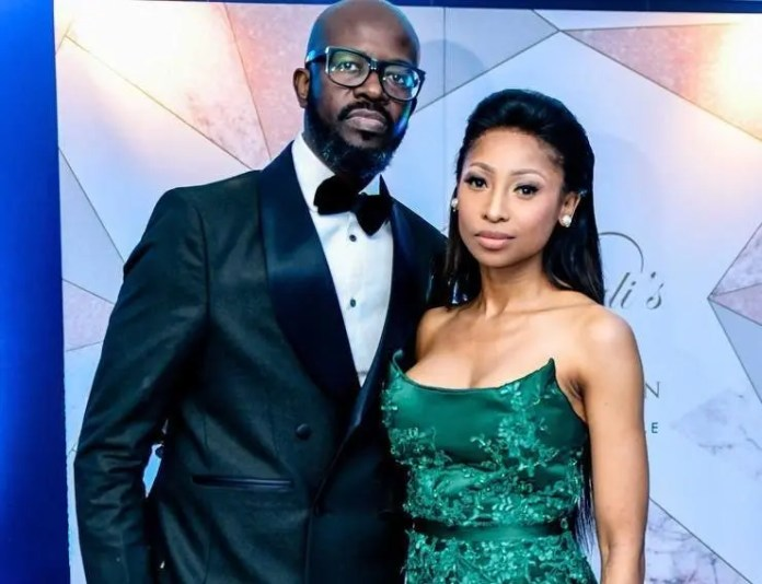 PICS: Enhle Mbali and Black Coffee spotted riding together