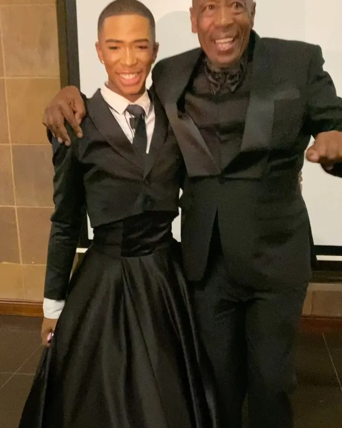 Youtuber Lasizwe remembers late father 1-year after his death