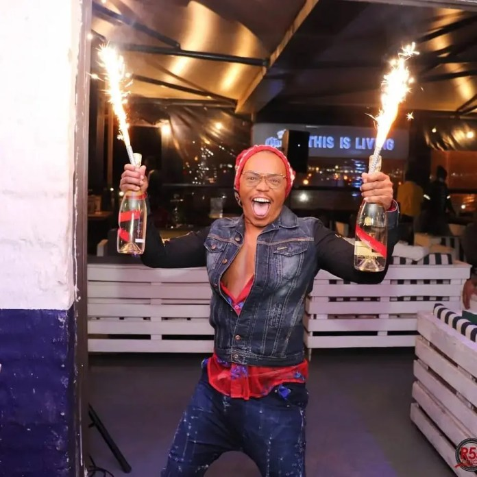 Somizi Finds New Ways To Fight His Unemployment Status