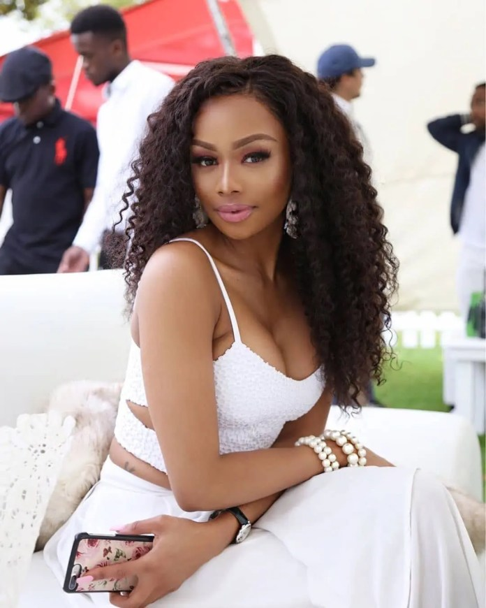 Bonang opens up on getting pregnant with this Boy's babies