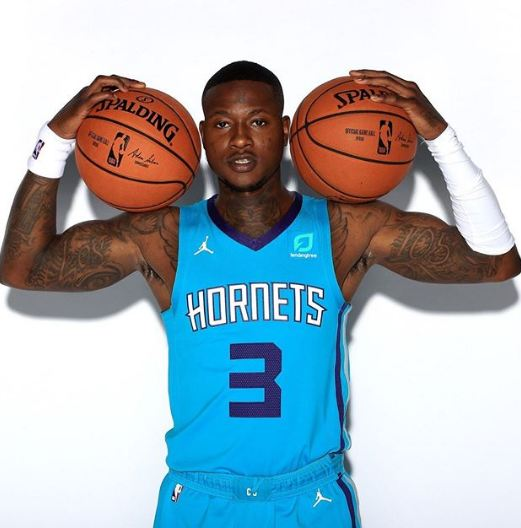 Terry Rozier; Contract. Height. Stats. Age. Dating. Salary. Parents