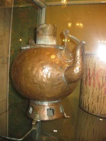 サモワール博物館