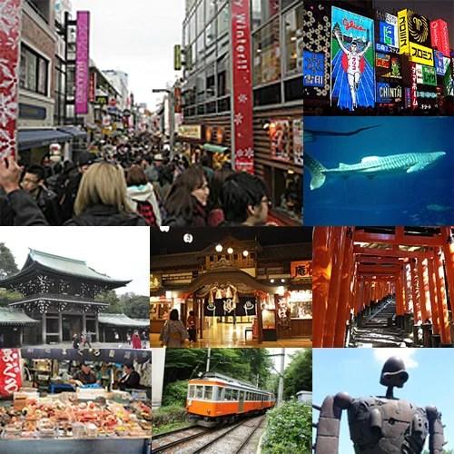 """外国人が """"クール"""" と評した日本の観光スポット 20"""