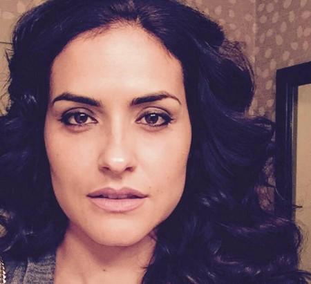 Samara Saraiva, the wife of Damon Wayans Jr.