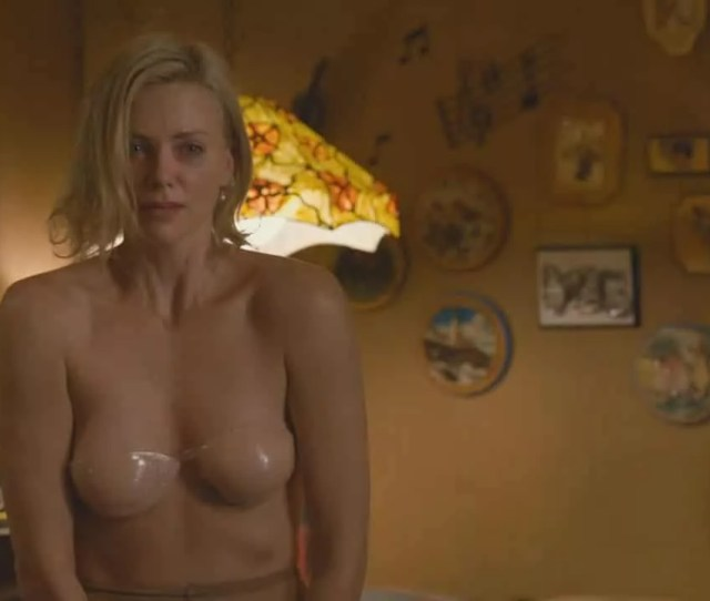 Charlize Theron Naked Sex Tape