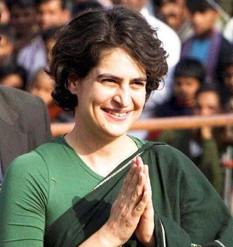 Priyanka Gandhi Height, Age, Biography, Wiki, Husband, Family, Profile