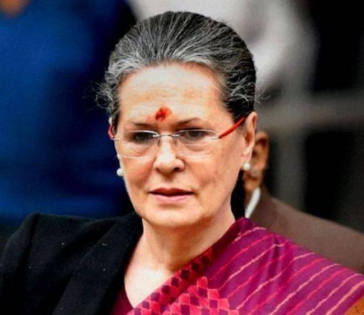 Sonia Gandhi Biography, Wiki, Age, Height, Husband, Children, Family