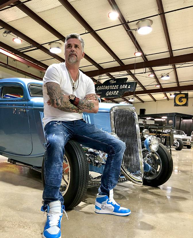 Richard Rawlings TV Personality