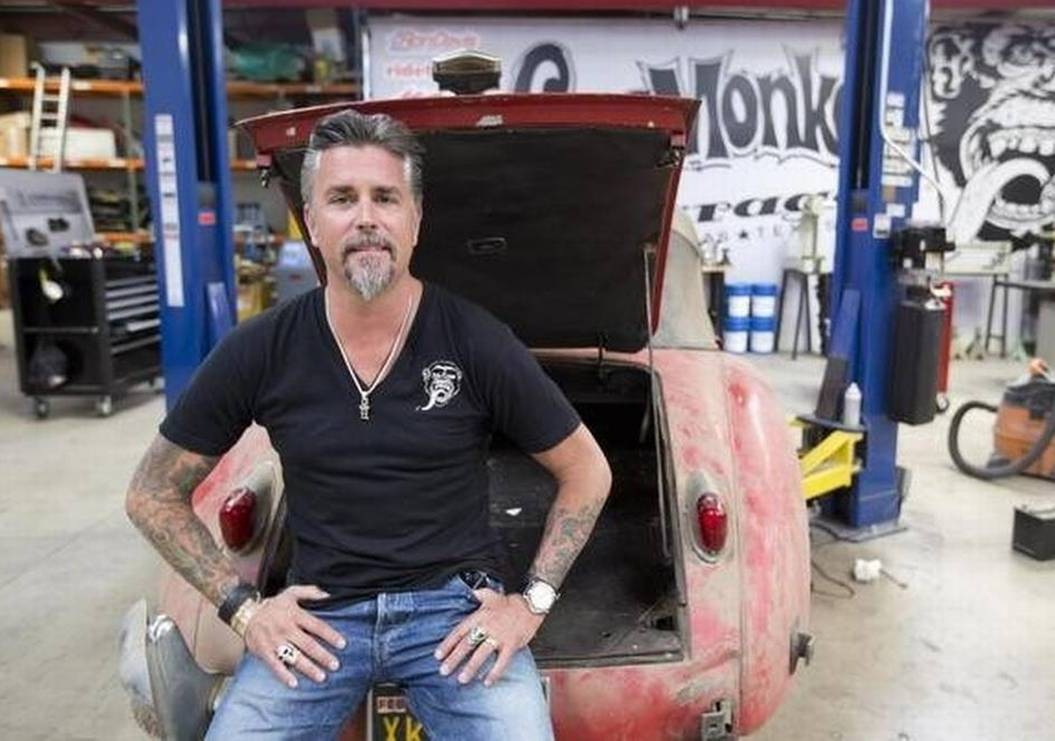Richard Rawlings Biography