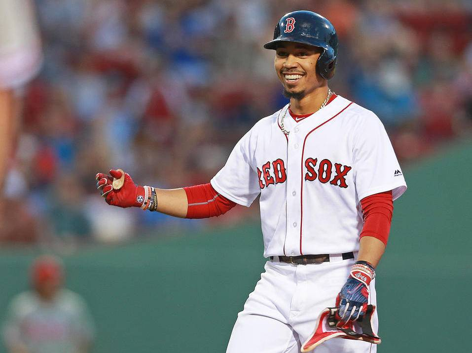 Mookie Betts MLB