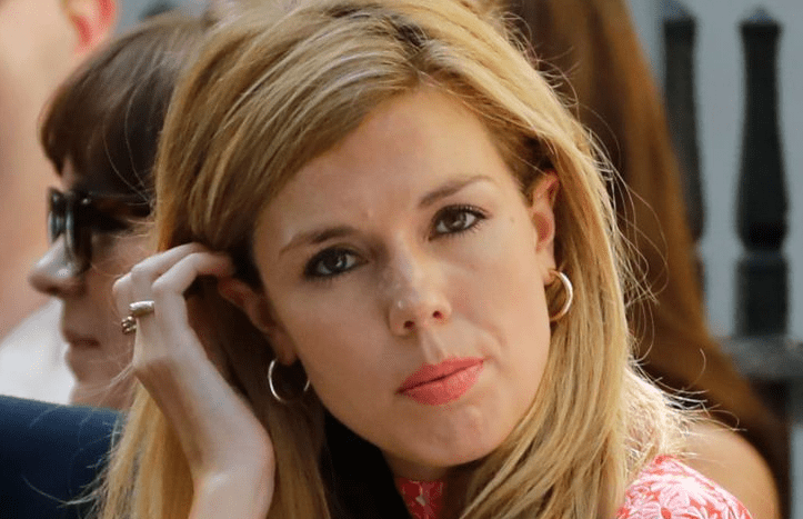 Carrie Symonds Biography