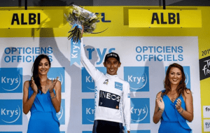 Egan Bernal Biography