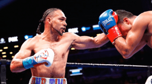 Keith Thurman Biography