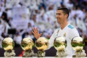 Why Cristiano Ronaldo Deserves Ballon d'Or 2019?